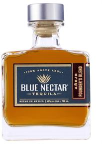 Blue Nectar Tequila Anejo Founder's Blend 750ml